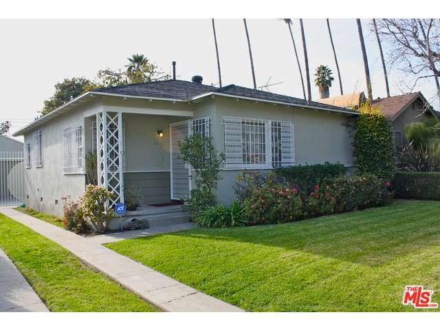 Rental Homes for Rent, ListingId:32045106, location: 2607 TILDEN Avenue Los Angeles 90064