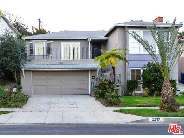 Rental Homes for Rent, ListingId:32056671, location: 2247 CANFIELD Avenue Los Angeles 90034