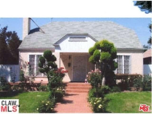 Rental Homes for Rent, ListingId:32343259, location: 417 WINDSOR Los Angeles 90004