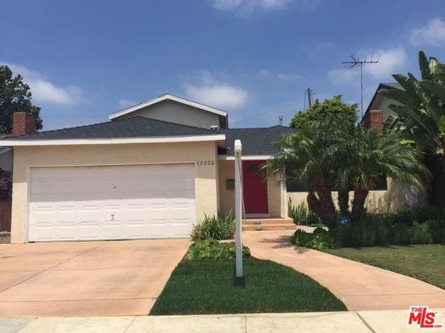 Rental Homes for Rent, ListingId:32477978, location: 12033 HAMMACK Street Culver City 90230