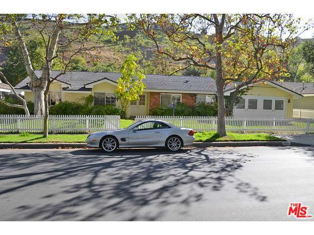 Rental Homes for Rent, ListingId:32478616, location: 6115 PASEO CANYON Drive Malibu 90265