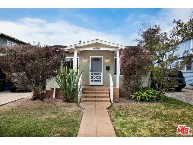 Rental Homes for Rent, ListingId:32477672, location: 2435 GLENCOE Avenue Venice 90291