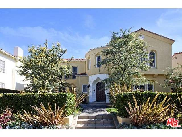 Rental Homes for Rent, ListingId:32632949, location: 142 South ORANGE Drive Los Angeles 90036