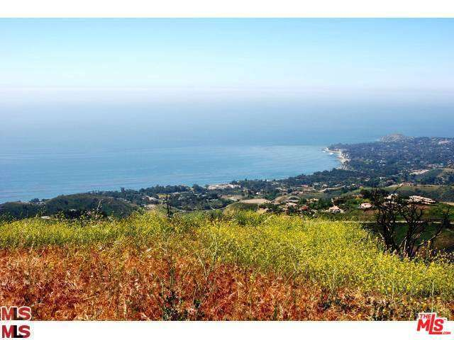 Land for Sale, ListingId:32655313, location: 0 LATIGO Malibu 90265