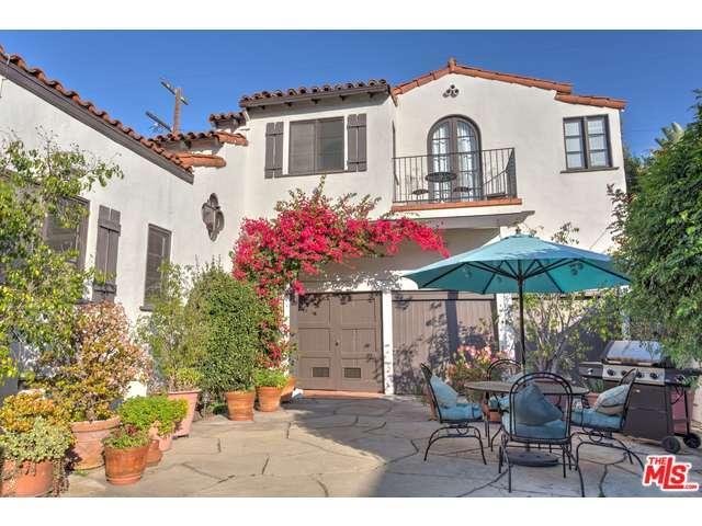 Rental Homes for Rent, ListingId:32744360, location: 830 North GARDNER Street Los Angeles 90046