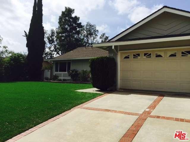 Rental Homes for Rent, ListingId:32762660, location: 437 WALTER Avenue Newbury Park 91320