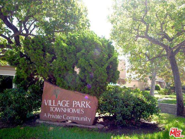 Rental Homes for Rent, ListingId:32744262, location: 72 VILLAGE PARK Way Santa Monica 90405