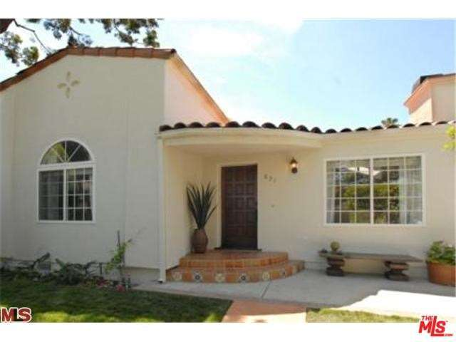 631 North FULLER Avenue, one of homes for sale in Miracle Mile