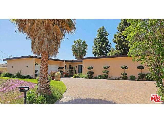 Rental Homes for Rent, ListingId:32762610, location: 867 TEAKWOOD Road Los Angeles 90049
