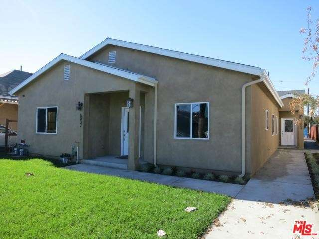 Rental Homes for Rent, ListingId:32774047, location: 6007 MIRAMONTE Los Angeles 90001