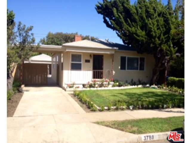 Rental Homes for Rent, ListingId:32823931, location: 3780 ROSEWOOD Avenue Los Angeles 90066