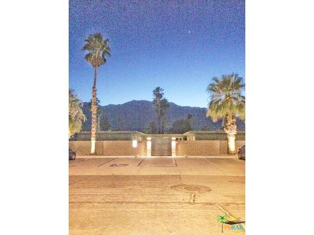 One of Palm Springs Gated Homes for Sale