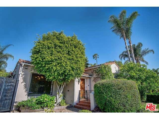 Rental Homes for Rent, ListingId:32904128, location: 110 South FULLER Avenue Los Angeles 90036