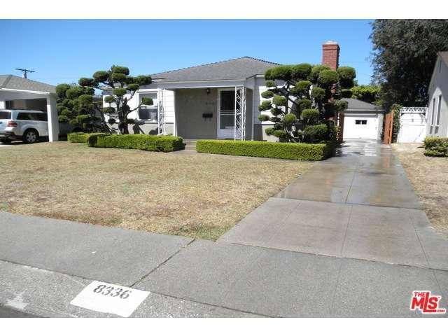Rental Homes for Rent, ListingId:32897975, location: 8336 STEWART Avenue Los Angeles 90045
