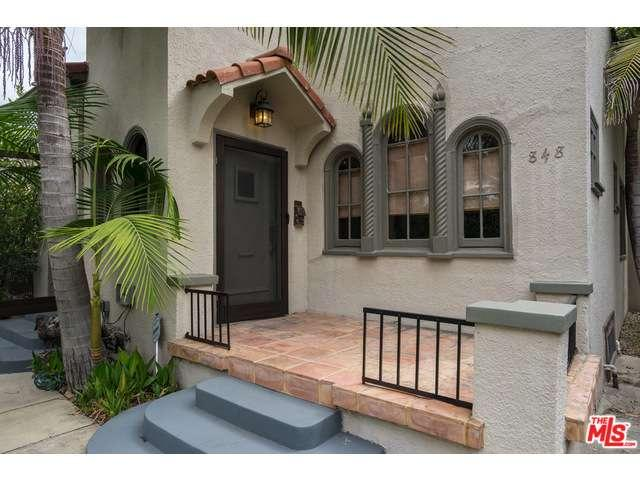 Rental Homes for Rent, ListingId:33009273, location: 848 North STANLEY Avenue Los Angeles 90046