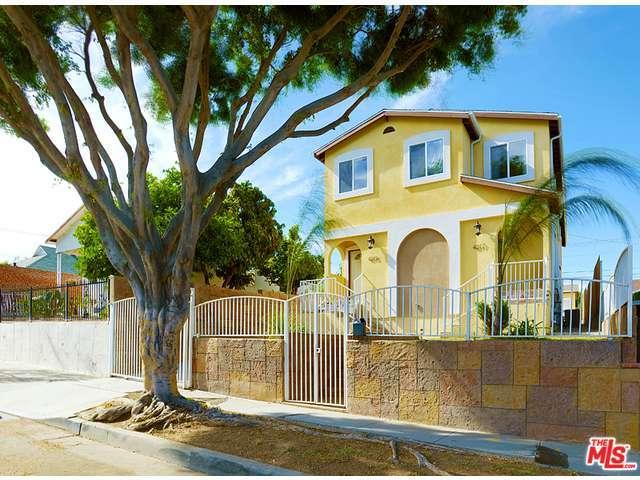 Rental Homes for Rent, ListingId:33231596, location: 4217 FISHER Street Los Angeles 90063