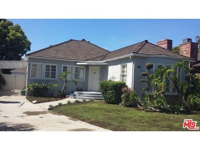 Rental Homes for Rent, ListingId:33317241, location: 2617 PURDUE Avenue Los Angeles 90064
