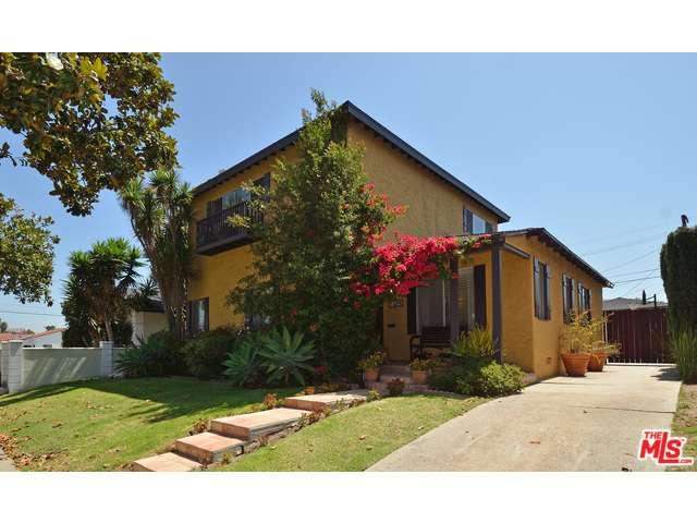 Rental Homes for Rent, ListingId:33439268, location: 1806 South ORANGE GROVE Avenue Los Angeles 90019