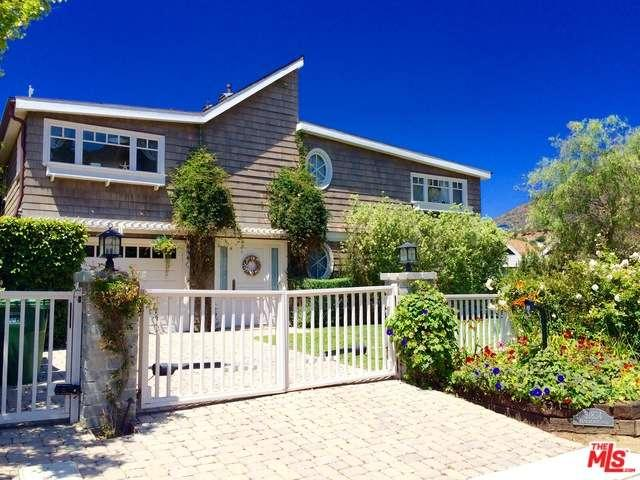 Rental Homes for Rent, ListingId:33408684, location: 31834 BROAD BEACH Road Malibu 90265
