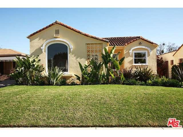 Rental Homes for Rent, ListingId:33439267, location: 506 North MANSFIELD Avenue Los Angeles 90036
