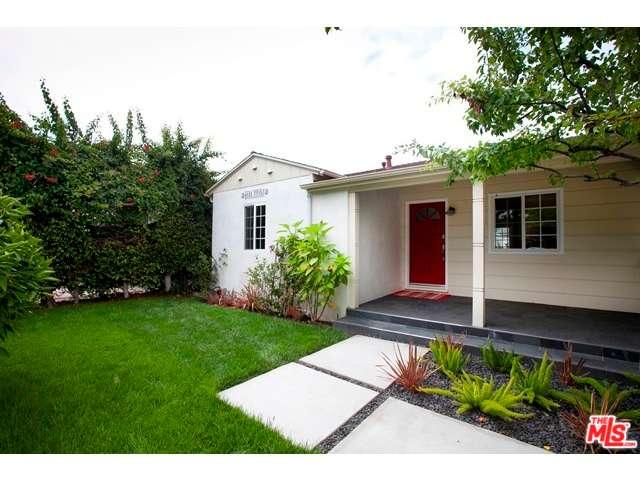 Rental Homes for Rent, ListingId:33491686, location: 4121 TIVOLI Avenue Mar Vista 90066
