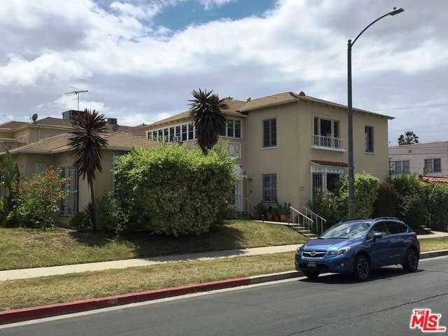 Rental Homes for Rent, ListingId:33497664, location: 7452 ROSEWOOD Avenue Los Angeles 90036