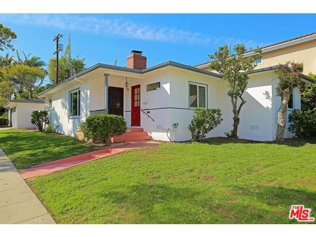 Rental Homes for Rent, ListingId:33497703, location: 2201 CALIFORNIA Avenue Santa Monica 90403