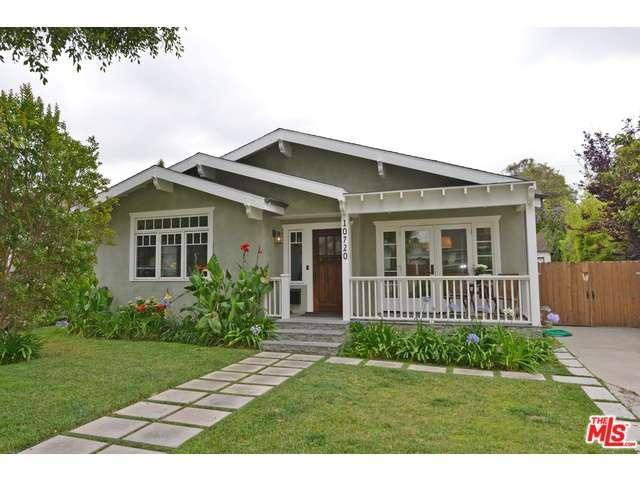 Rental Homes for Rent, ListingId:33504044, location: 10720 ESTHER Avenue Los Angeles 90064