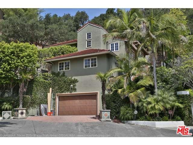 Rental Homes for Rent, ListingId:33646948, location: 941 North NORMAN Place Los Angeles 90049