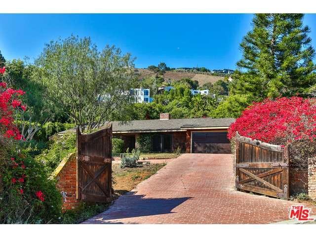 Rental Homes for Rent, ListingId:33548931, location: 30125 HARVESTER Road Malibu 90265