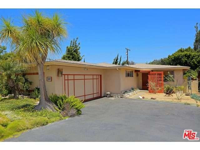 Rental Homes for Rent, ListingId:33790503, location: 5807 VICSTONE Court Culver City 90232