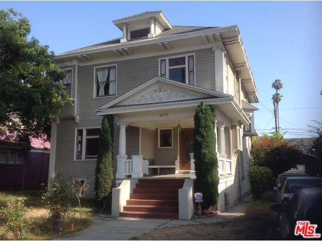 Rental Homes for Rent, ListingId:33812639, location: 2272 West 24TH Street Los Angeles 90018