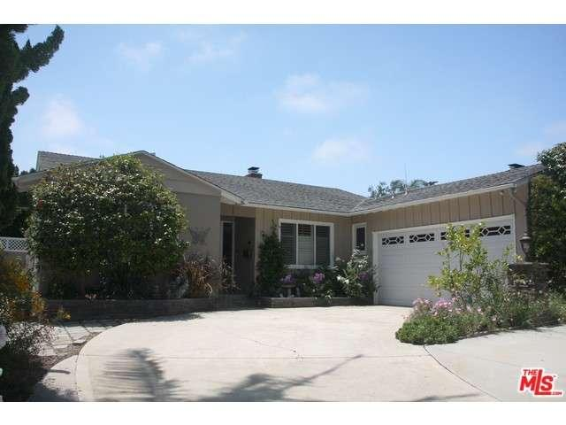 Rental Homes for Rent, ListingId:33884667, location: 6370 West 78TH Street Los Angeles 90045