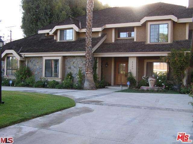 Rental Homes for Rent, ListingId:33884636, location: 5180 AVENIDA HACIENDA Tarzana 91356