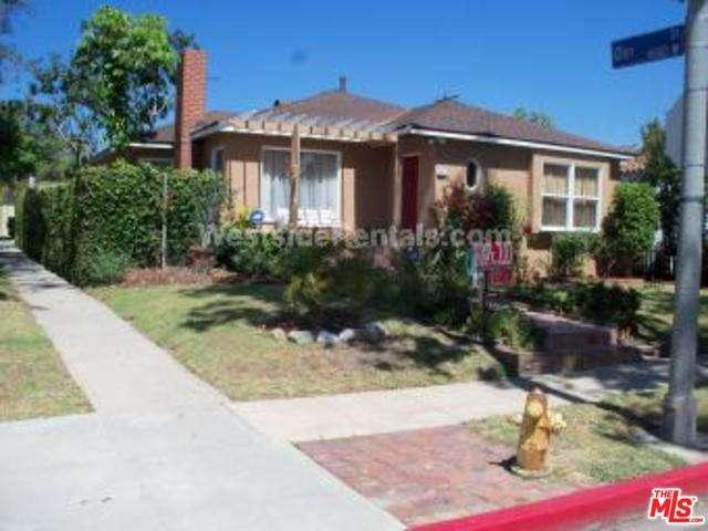 Rental Homes for Rent, ListingId:33926106, location: 2661 South BEDFORD Street Los Angeles 90034