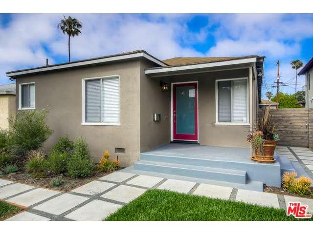 Rental Homes for Rent, ListingId:33926033, location: 3492 REDWOOD Avenue Los Angeles 90066