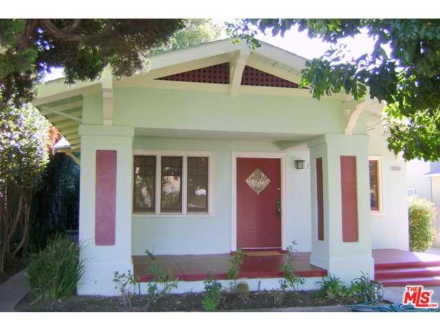 Rental Homes for Rent, ListingId:33946169, location: 1970 North BRONSON Avenue Los Angeles 90068