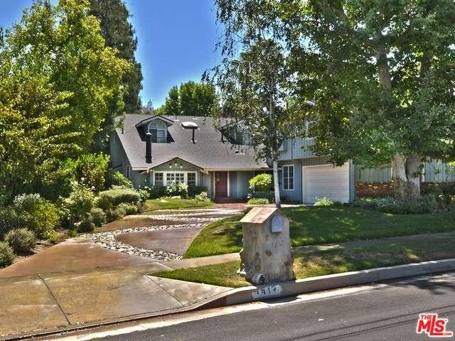 Rental Homes for Rent, ListingId:33946220, location: 4614 RUBIO Avenue Encino 91436