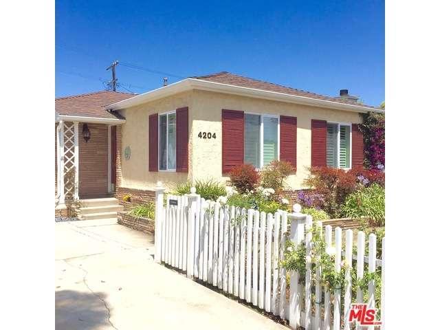 Rental Homes for Rent, ListingId:34050554, location: 4204 BEETHOVEN Street Los Angeles 90066
