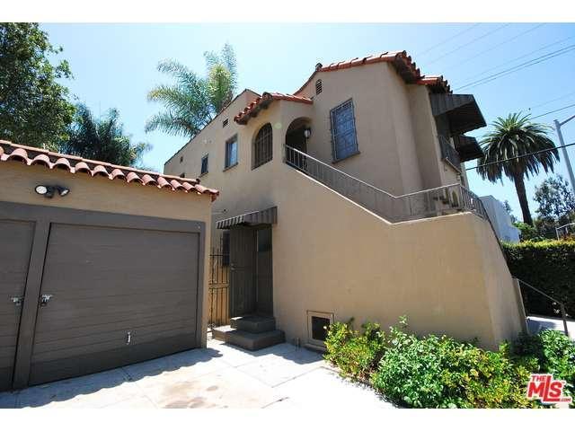 Rental Homes for Rent, ListingId:34031685, location: 8262 ROMAINE Street West Hollywood 90046