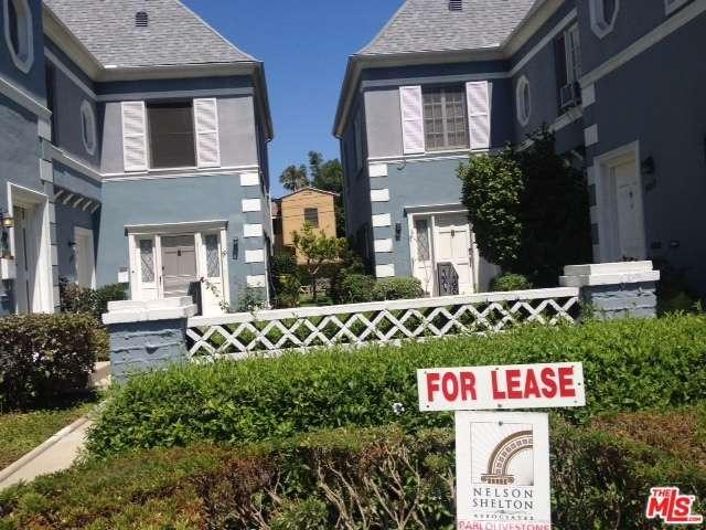 Rental Homes for Rent, ListingId:34031667, location: 110 North KINGS Road Los Angeles 90048