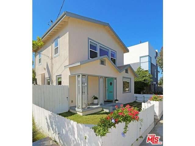 Rental Homes for Rent, ListingId:34071344, location: 803 NAVY Street Santa Monica 90405