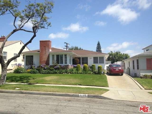 Rental Homes for Rent, ListingId:34071378, location: 6102 ACACIA Street Los Angeles 90056