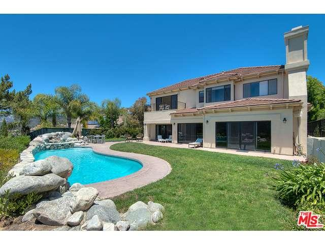 Rental Homes for Rent, ListingId:34164082, location: 16764 MONTE HERMOSO Drive Pacific Palisades 90272