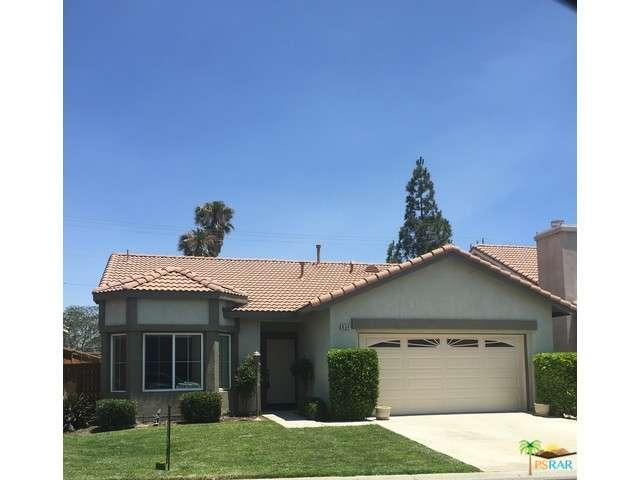 Rental Homes for Rent, ListingId:34207190, location: 654 WEATHER Way Banning 92220