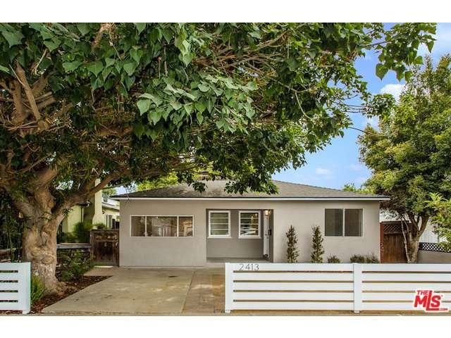 Rental Homes for Rent, ListingId:34257143, location: 2413 BRYAN Avenue Venice 90291
