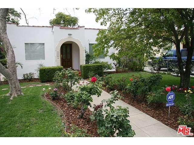 Rental Homes for Rent, ListingId:34298658, location: 927 North EDINBURGH Avenue Los Angeles 90046