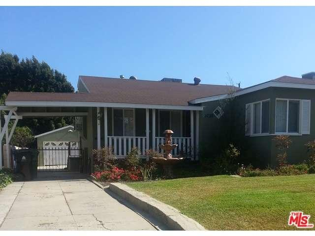 Rental Homes for Rent, ListingId:34320159, location: 3720 West 58TH Place Los Angeles 90043