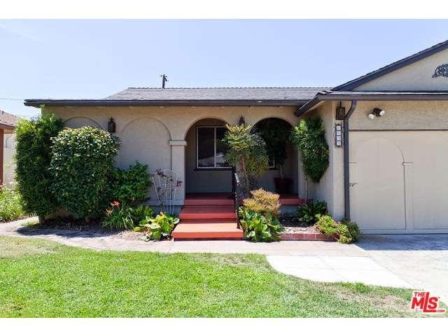 Rental Homes for Rent, ListingId:34529383, location: 5703 STEVER Court Culver City 90230