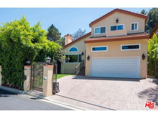 Rental Homes for Rent, ListingId:34455126, location: 3413 OAK GLEN Drive Los Angeles 90068